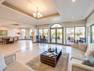 5 Bedroom Holiday Villa in Palm Jumeirah