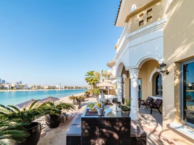 Holiday Villas Dubai Palm Island