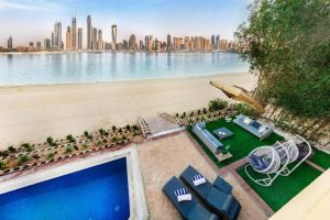 Palm Jumeirah, Dubai | Pool & Beach, 6 bedrooms