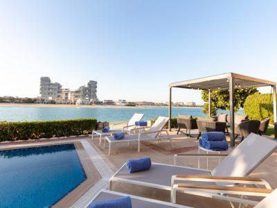 Stella Stays Palm Jumeirah Exceptional Beach Villa & Private Pool