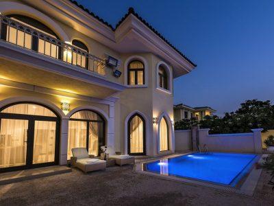 Dubai Beach Villa – Xanadubai – 5 Bed,private pool