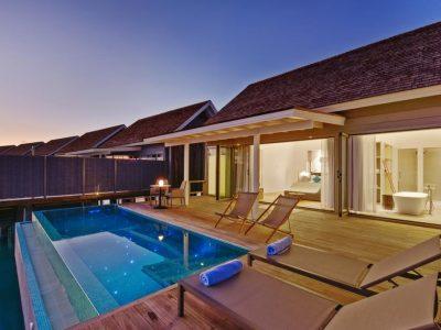 Maldivian island, Kuramathi Maldives offers luxurious private villas