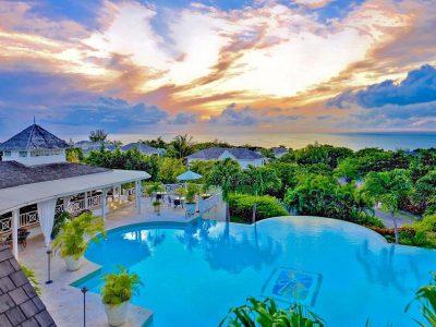Holiday Villa Coconut Ridge No. 5 Saint James, Barbados