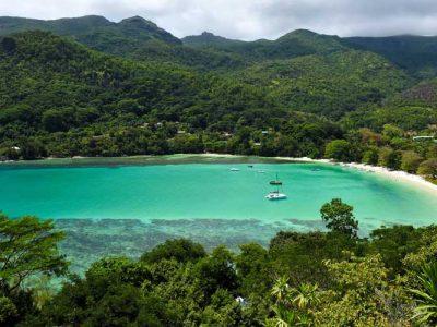 Roche Caiman, Mahe, Seychelles