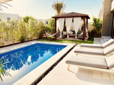 The Sunshine Villa