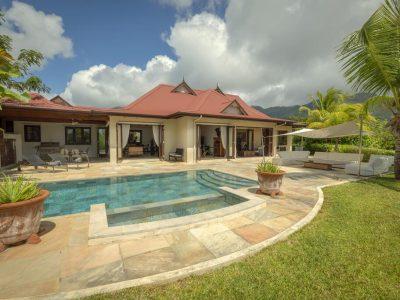 Seychelles Olympéa Luxury Villa