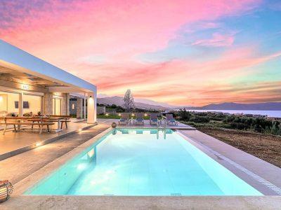 Vista Mare Villas Heated Pool