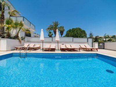Holiday Villa In Santa Maria Estate, Malta, With Swimming Pool